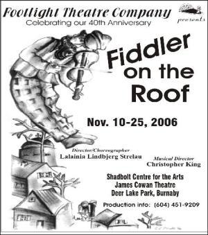 Fiddler Roof Ad