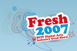 Fresh 2007 weblogo